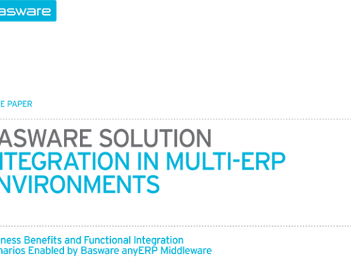 Basware: Integration in Multi-ERP Environments
