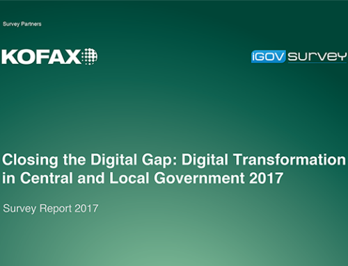 Closing the Digital Gap: Digital Transformation in Central and Local Government 2017