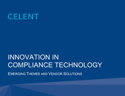 Innovation In Compliance Technology